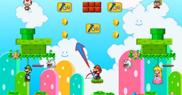 Mario Hood Screenshot